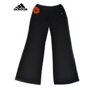 Adidas Climalite Womens Active Pants Black Size M